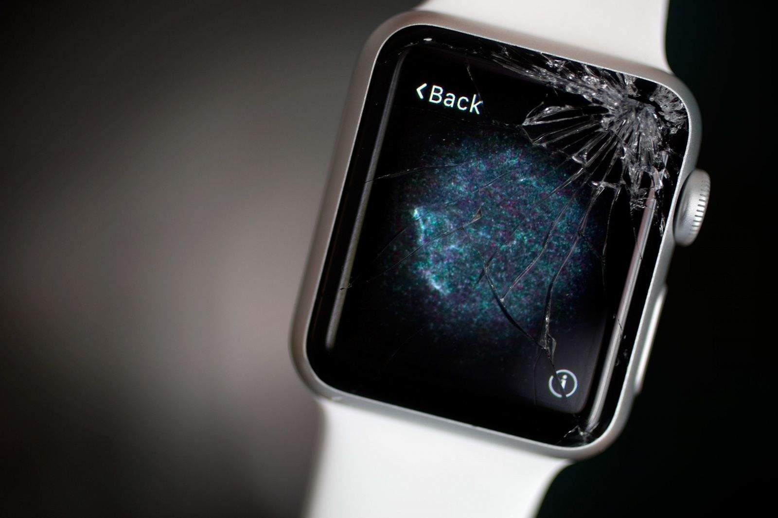 Getting a Broken Apple Watch Repaired