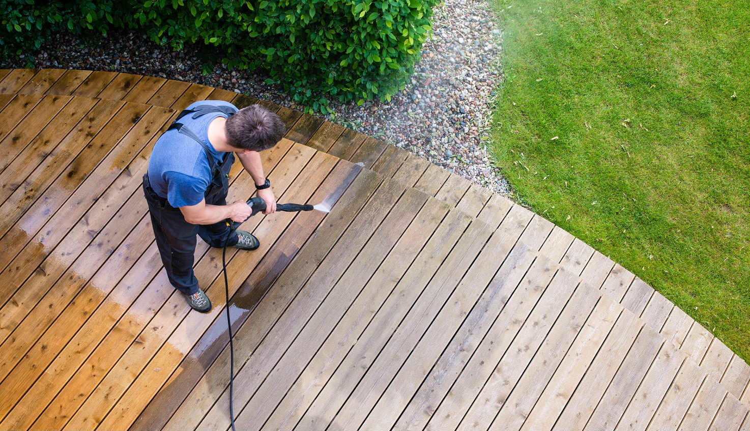 Pressure Washing For Beginners