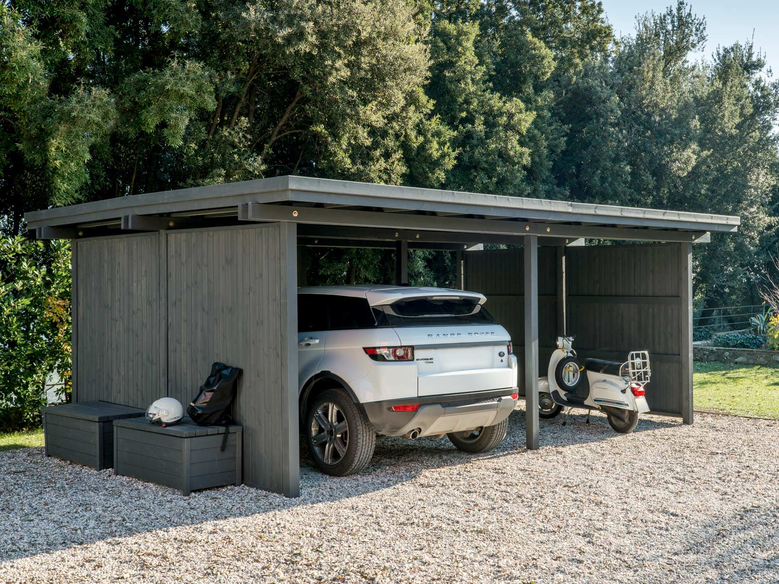 Choosing The Right Metal Carport For Yourself