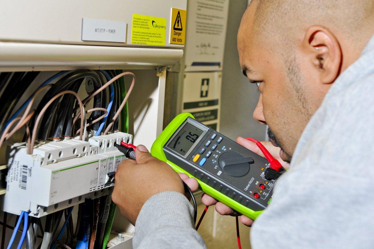 electrician trade