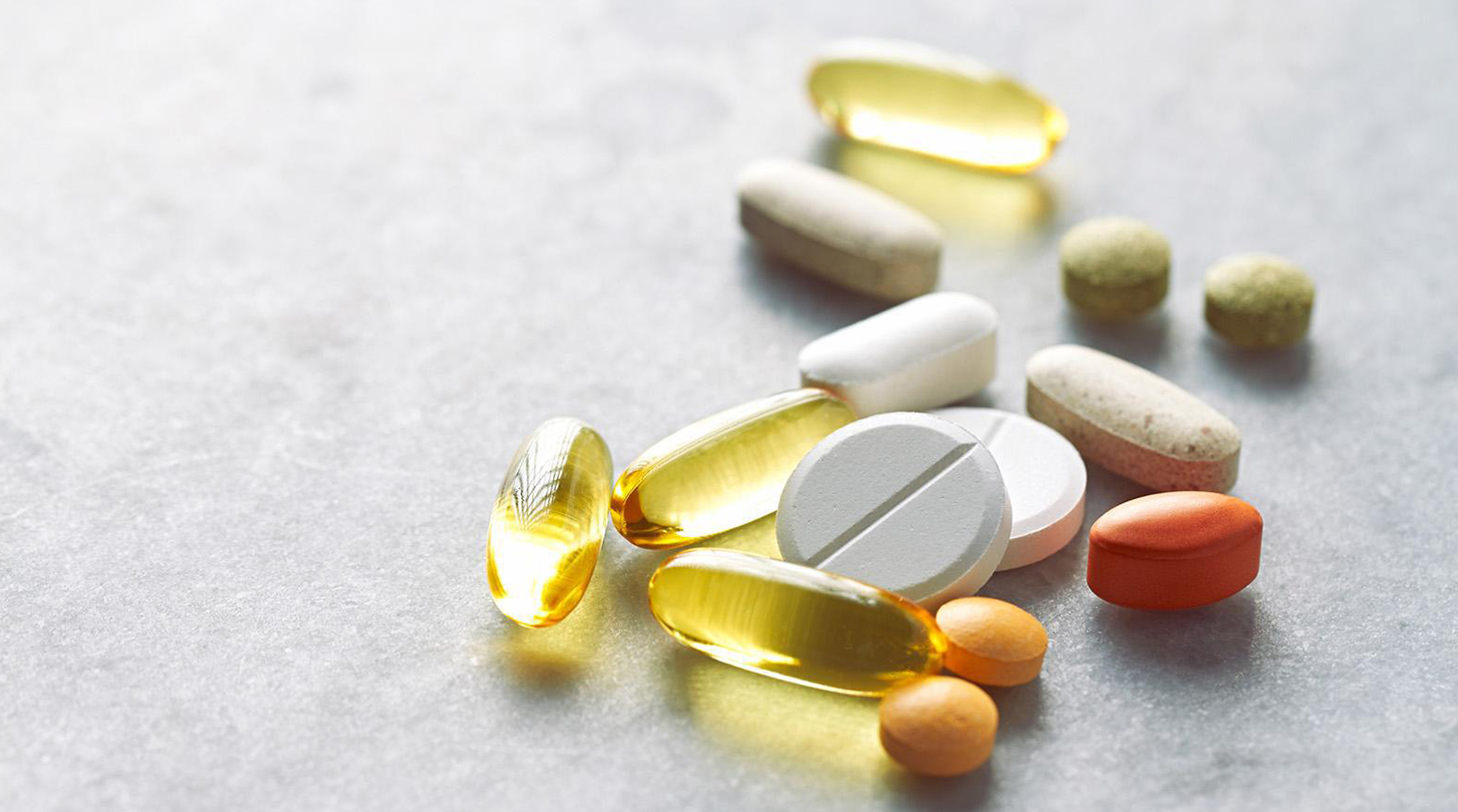 types of dietary supplements