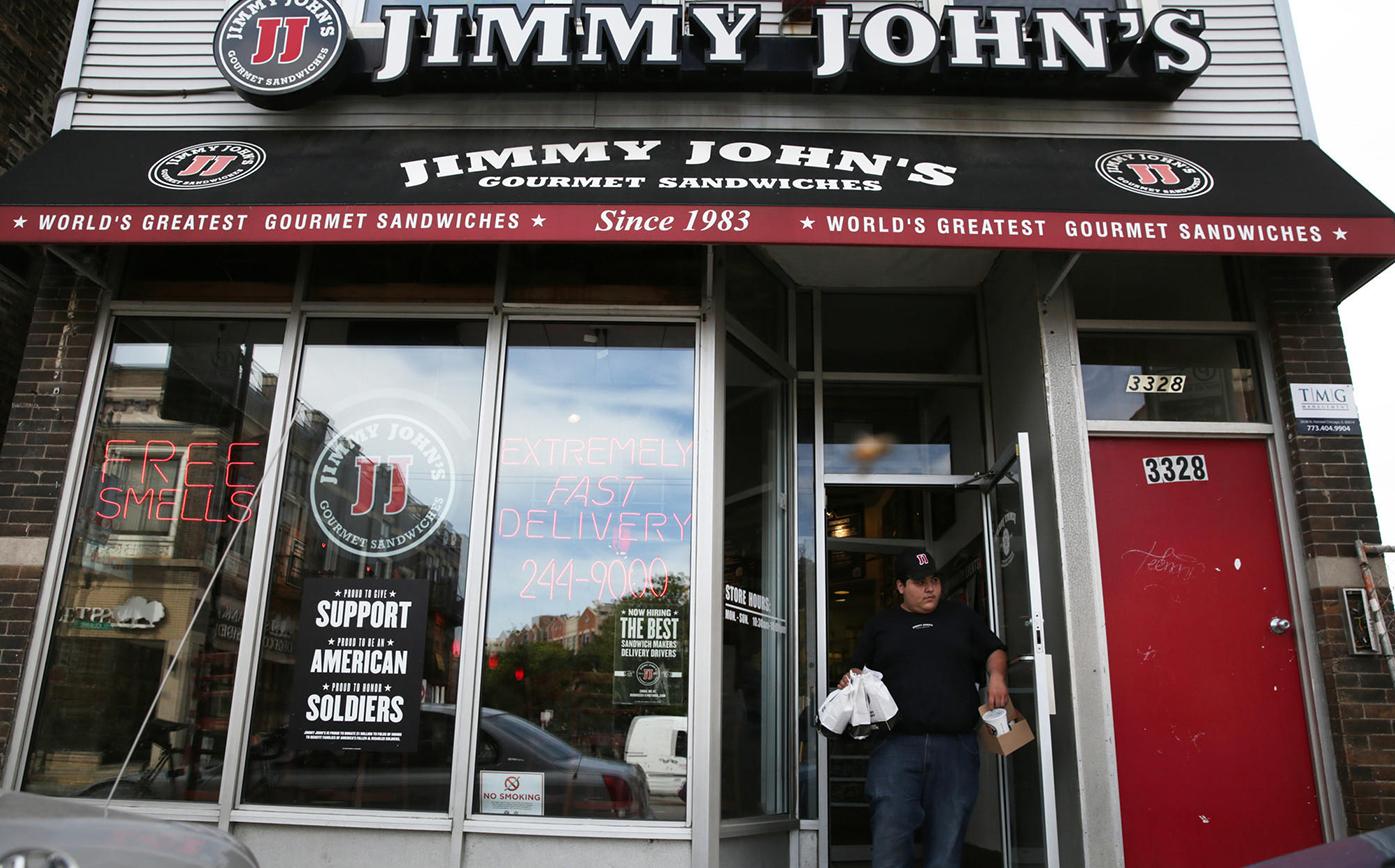 jimmy john's founder