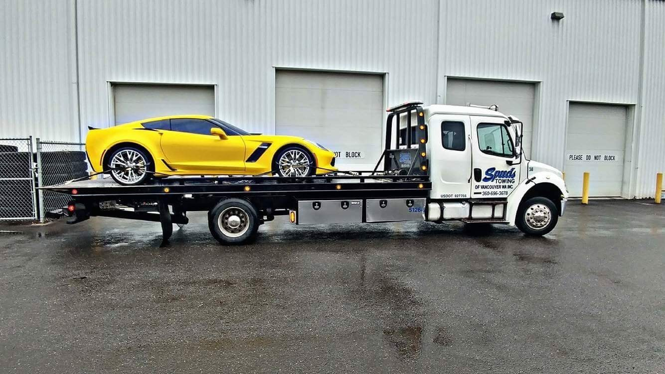 Benefits of Heavy Duty Truck Towing