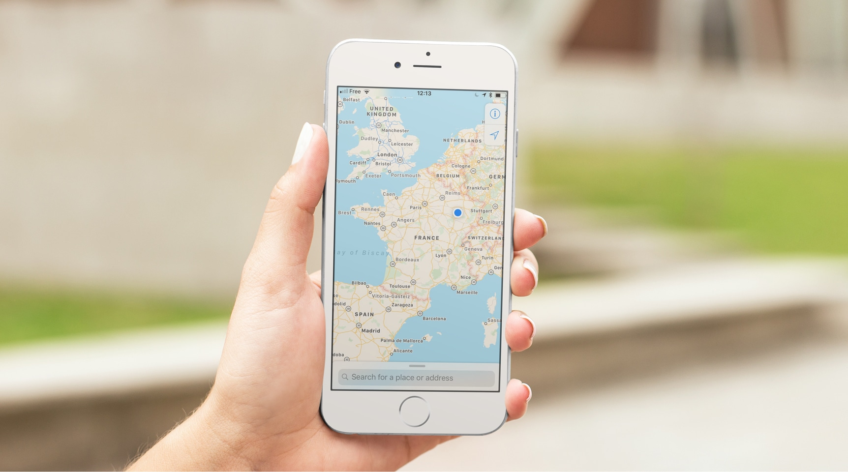 Starting a Business With a Geolocator