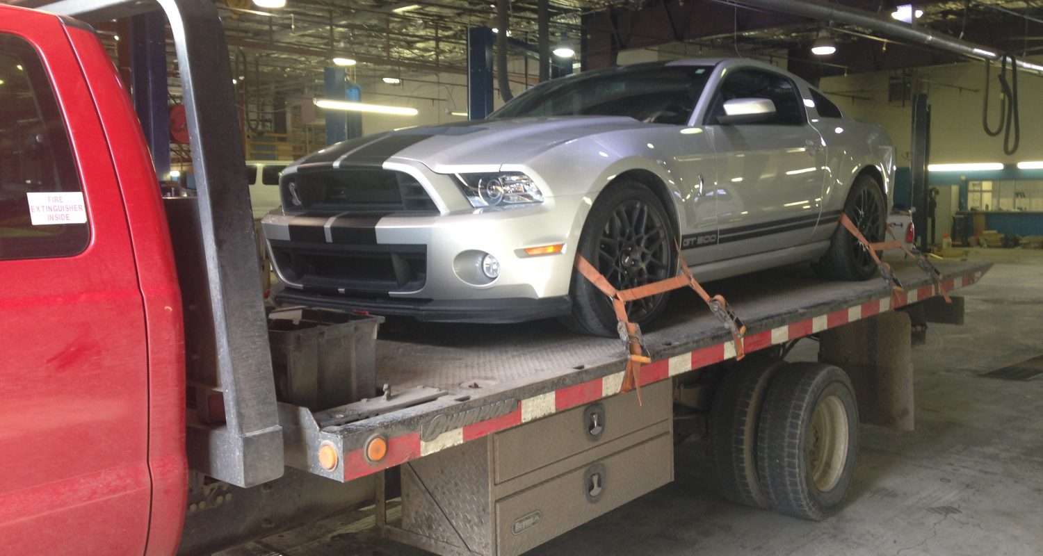 One Thing to Check Before Towing
