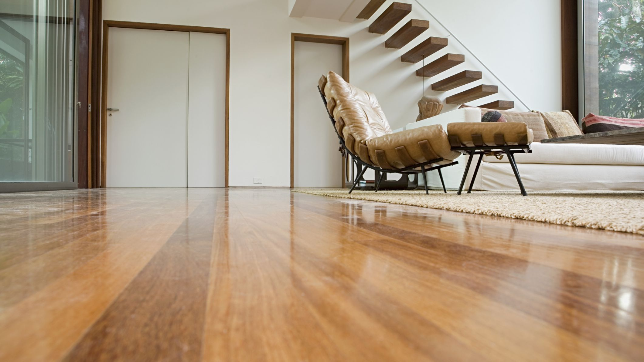 Using Hardwood in Your Home