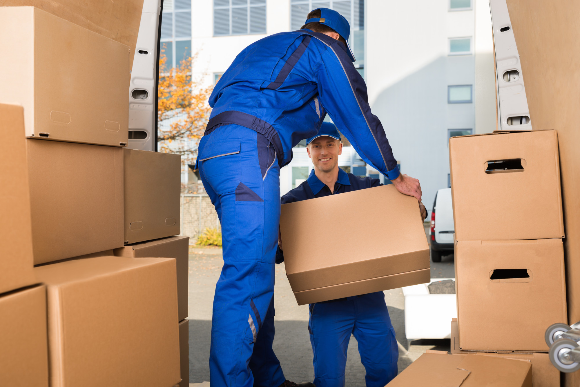 Moving Service Providers Have Simplified a Number of Things For Us